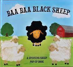 Baa Baa Black Sheep Book
