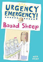 Baaad Sheep book