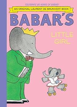 Babar's Little Girl book
