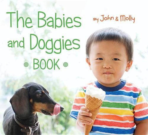 Babies and Doggies Book book