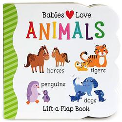 Babies Love Animals book