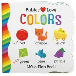 Babies Love Colors book