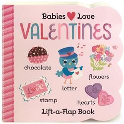 Babies Love Valentines book