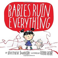 Babies Ruin Everything book