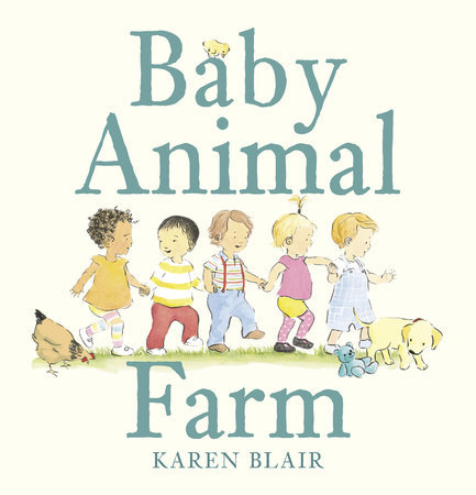 Baby Animal Farm book