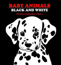 Baby Animals Black and White book