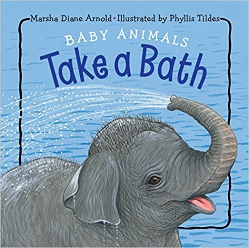 Baby Animals Take a Bath book