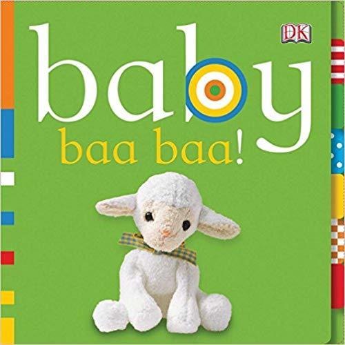 Baby Baa Baa! book