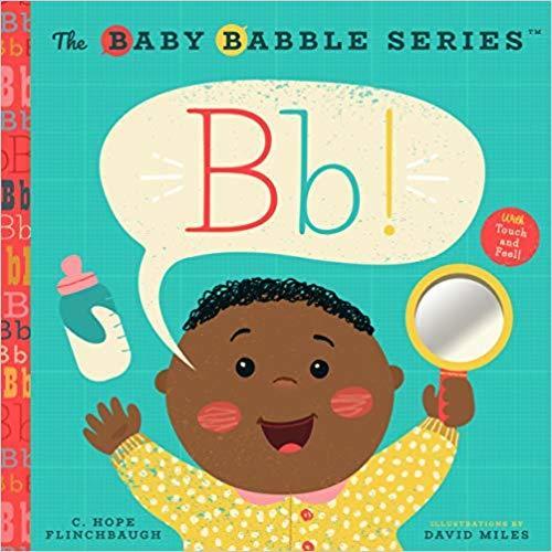 Baby Babbles B book