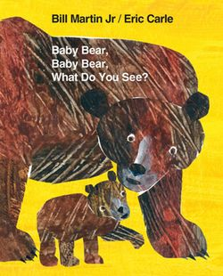 Baby Bear, Baby Bear, What Do You See? Board Book (Brown Bear and Friends) book