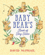 Baby Bear's Book of Tiny Tales book