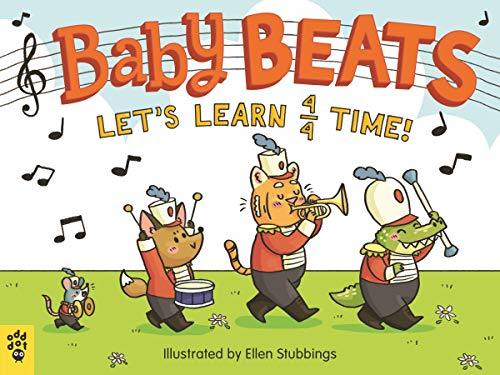 Baby Beats: Let's Learn 4/4 Time! book