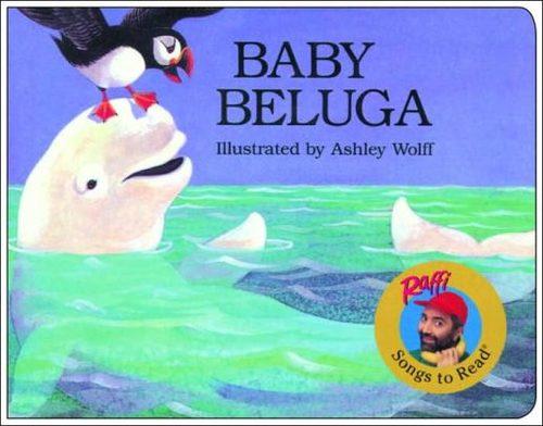 Baby Beluga book