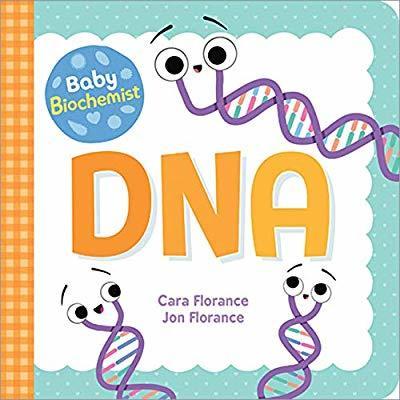 Baby Biochemist: DNA book