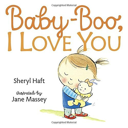 Baby Boo, I Love You book