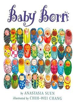 Baby Born book