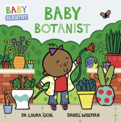 Baby Botanist book