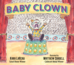 Baby Clown book