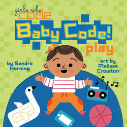 Baby Code! Play book