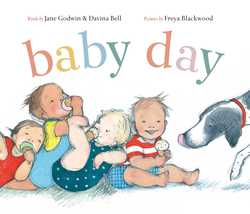 Baby Day book