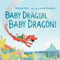 Baby Dragon, Baby Dragon! book