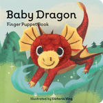 Baby Dragon: Finger Puppet Book book