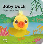 Baby Duck: Finger Puppet Book book