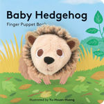 Baby Hedgehog: Finger Puppet Book book