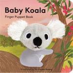 Baby Koala: Finger Puppet Book book