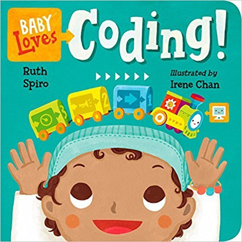 Baby Loves Coding Book