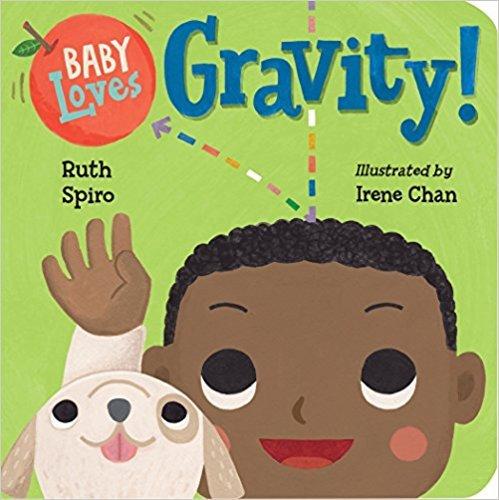 Baby Loves Gravity book