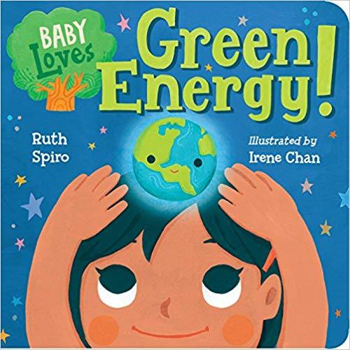 Baby Loves Green Energy! Book