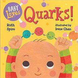 Baby Loves Quarks! Book