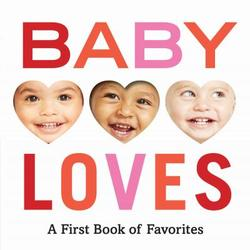 Baby Loves book