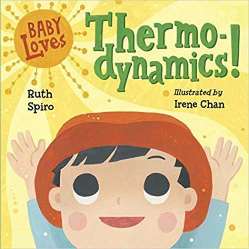 Baby Loves Thermodynamics! book