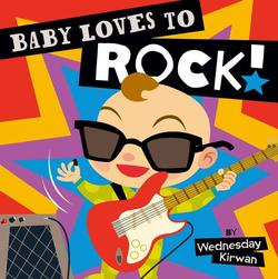 Baby Loves to Rock! book