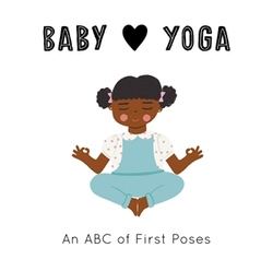 Baby Loves: Yoga book