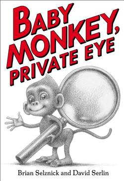 Baby Monkey, Private Eye book