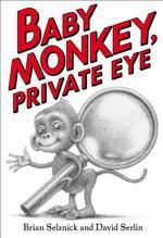 Baby Monkey, Private Eye book
