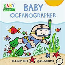Baby Oceanographer book