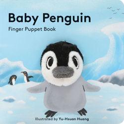 Baby Penguin: Finger Puppet Book book