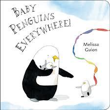 Baby Penguins Everywhere! book