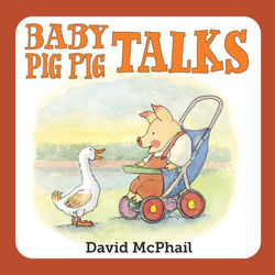 Baby Pig Pig Talks book