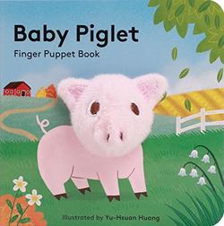 Baby Piglet: Finger Puppet Book book