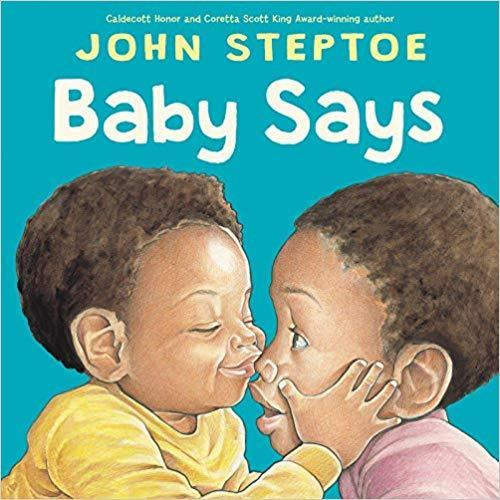 Baby Says book