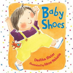 Baby Shoes (padded board book) book
