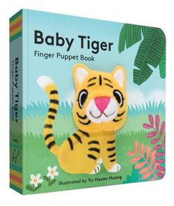 Baby Tiger: Finger Puppet Book: (finger Puppet Book for Toddlers and Babies, Baby Books for First Year, Animal Finger Puppets) book