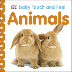 Baby Touch and Feel: Animals book