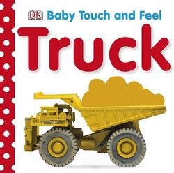 Baby Touch and Feel: Trucks book