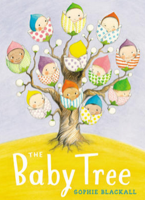 Baby Tree book